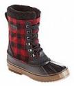 Deals List: Men's L.L.Bean Snow Boots, Lace-Up Print