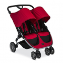 Deals List: Britax 2017 B-Agile Double Stroller, Red