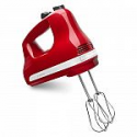 Deals List: KitchenAid KHM512 5-Speed Ultra Power Hand Mixer (Red)