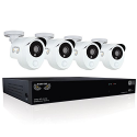 Deals List: Night Owl Security Integrated Battery Backup 8 Channel 1080p HD Video Security DVR, White & Black (HDA10P-841-BBPIR)