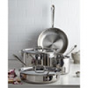 Deals List:  All-Clad Stainless Steel 7-Pc. Cookware Set