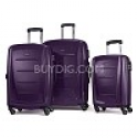 Deals List: Samsonite Winfield 2 Fashion Hardside 3 Piece Luggage Set