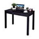 Deals List:  Costway Black Computer Desk Work Station Writing Table
