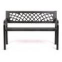 Deals List:  FDW 45.5-inch Outdoor Patio Steel Frame Bench 545