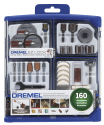Deals List: Dremel 710-08 All-Purpose Rotary Accessory Kit, 160-Piece