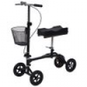 Deals List:  HomCom Steerable Knee Walker Adjustable Scooter