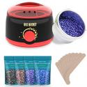Deals List: TAURI Rapid Melt Hair Removal Waxing Kit Wax Warmer
