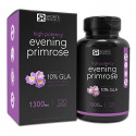 Deals List: Evening Primrose Oil 1300mg 120 Liquid Softgels, Cold-Pressed with No fillers or Artificial Ingredients; Non-GMO & Gluten Free, Made in the USA