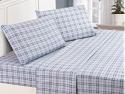 Deals List: Lullabi Premium Brushed Microfiber Flannel Sheet Set