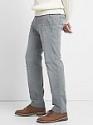 Deals List: Gap Men's Destructed Slim Fit Khakis