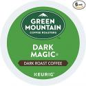 Deals List: Green Mountain Coffee Roasters Dark Magic Keurig Single-Serve K-Cup Pods, Dark Roast Coffee, 72 Count (6 Boxes of 12 Pods)