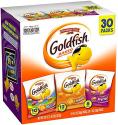 Deals List: Pepperidge Farm Goldfish Variety Pack Bold Mix, (Box of 30 bags)
