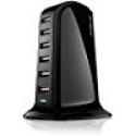 Deals List: Atrico 6-Port Desktop 40W USB Smart Charger