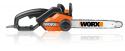 Deals List:  WORX WG303.1 16-Inch Chain Saw, 3.5 HP 14.5 Amp