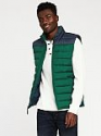 Deals List: Old Navy Insulated-Stretch Peacoat for Men