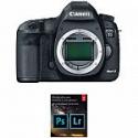 Deals List: Canon EOS 6D DSLR Camera with Adobe Creative Cloud Photography Plan Kit