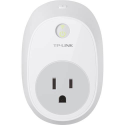 Deals List: TP-Link Smart Plug Mini, No Hub Required, Wi-Fi, Works with Alexa and Google Assistant, Control your Devices from Anywhere, Occupies Only One Socket (HS105)