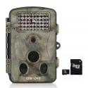 """Deals List: Crenova 12MP 1080P HD Game & Trail Hunting Camera Night Vision up to 65ft with 42pcs 940nm IR LEDs and 120 Wide Angle, 2.4"""" LCD Display,0.6s Trigger Time Game Camera"""