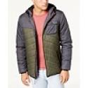 Deals List: Tasso Elba Men's Quilted-Front Baseball Jacket