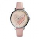 Deals List: Fossil Women's Jacqueline Blush Leather Watch