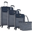 Deals List: Tommy Bahama Cancun 4 Pc Expandable Spinner Luggage Set