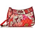 Deals List:  Vera Bradley Little Crossbody Bohemian Blooms