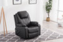 Deals List: MCombo Massage Sofa PU Leather Recliner Chair 360-deg Swivel