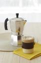 Deals List: IMUSA USA B120-43V Aluminum Espresso Stovetop Coffeemaker 6-cup, Silver