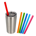 Deals List: Housavvy Toddler Tumbler with Lid and Straw, Double Wall Stainless Steel , 12 Oz