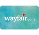Deals List:  $50 Wayfair.com Gift Card Email Delivery