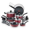 Deals List: T-Fal Reserve 20-pc. Nonstick Aluminum Cookware Set + Free $15 Kohls Cash