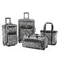 Deals List: Nautica Ahoy 3 Piece Hardside Spinner Luggage Set