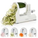Deals List: Sterline 4-Blade Countertop Spiral Vegetable Slicer