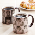 Deals List: Personalized Multi Photo Color Changing Coffee Mug, 11 oz