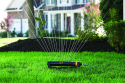 Deals List: Melnor XT Turbo Oscillating Sprinkler with One Touch Width Control & Flow Control, waters up to 4,000 sq.ft.