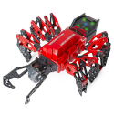 Deals List: Meccano-Erector – MeccaSpider Robot Kit For Kids to Build, STEM toy with Interactive Built-in Games and App, Infrared Remote Control