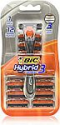 Deals List: BIC Hybrid 3 Comfort Disposable Razor, Men, 12-Count