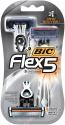Deals List: BIC Flex 5 Disposable Razor, Men, 3-Count