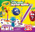 Deals List: Crayola Silly Scents Marker Maker, Scented Markers, Gift