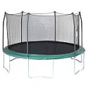 Deals List: Skywalker Trampolines 15' Round Trampoline and Enclosure