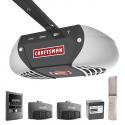 Deals List: Craftsman 57918 1 Horsepower DieHard® Battery Backup Ultra-Quiet Belt Drive Garage Door Opener