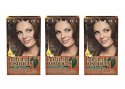 Deals List: Clairol Natural Instincts Semi-Permanent Hair Color Kit (Pack of 3), 13 Suede Light Brown Color, Ammonia Free, Long Lasting for 28 Shampoos