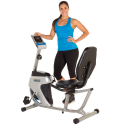 Deals List:  PROGEAR 555LXT Magnetic Tension Recumbent Bike