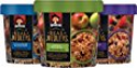 Deals List: Quaker Real Medleys Oatmeal+, Variety Pack, Instant Oatmeal+ Breakfast Cereal (12 Cups)