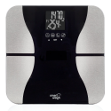 Deals List: Smart Weigh Digital Bathroom BMI Body Fat Weight Scale, Tempered Glass, 440 pounds, Black