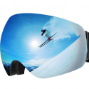 Deals List: OMorc Ski Goggles, Anti-Fog &100% UV400 Protection, OTG Snowboard Goggles with 180° Wide Viewing Angle and Big Spherical Dual Lens, Helmet Compatible Snow Goggles for Men Women Adult & Youth