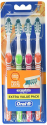 Deals List: Oral-B 40 Soft Bristles Complete Deep Clean Toothbrush, 4 Count