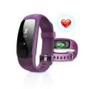 Deals List: DBFIT Fitness Tracker with Heart Rate Monitor