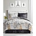 Deals List: Fairfield Square Collection Paris Gold 8-Pc Comforter Set