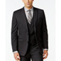Deals List:  Bar III Dark Charcoal Slim-Fit Jacket